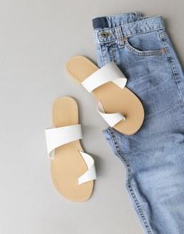 Mocha shoes (* 3color)