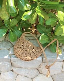 Ratan cross bag (* 2color)