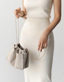 Pouch bag (* 3color)