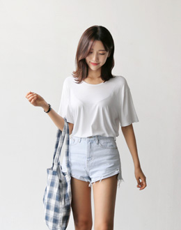Pudding Short-sleeve t (* 6color)