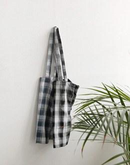 Check eco bag (* 2color)