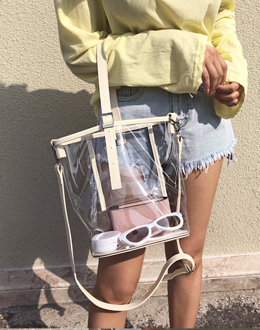 Kaya bucket bag (* 3color)