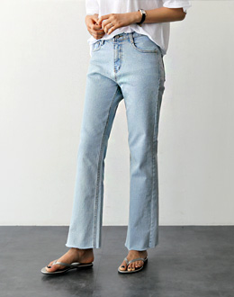Live Boot cut pants