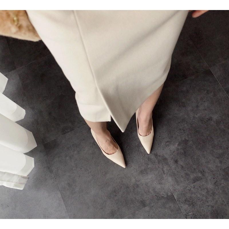 Kaistiletto shoes (* 3color)