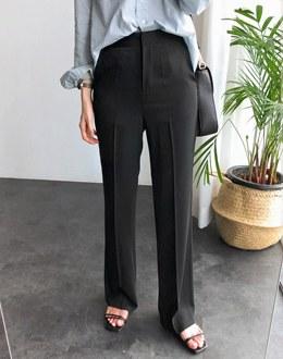 Signature Slacks pants (* 2color)
