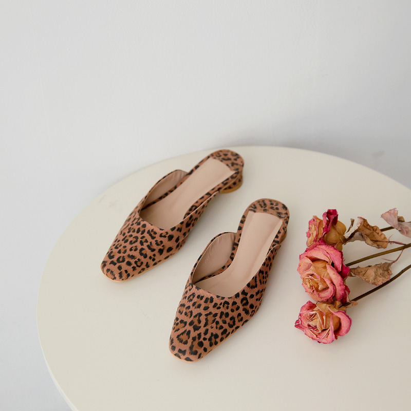 Belly shoes (* 4color)
