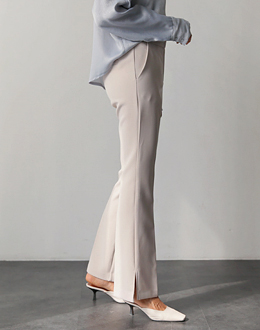 Slacks pants (* 3color)
