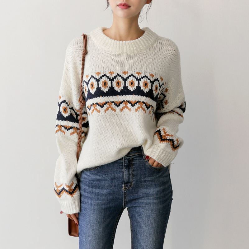 independent Round knit (* 3color)