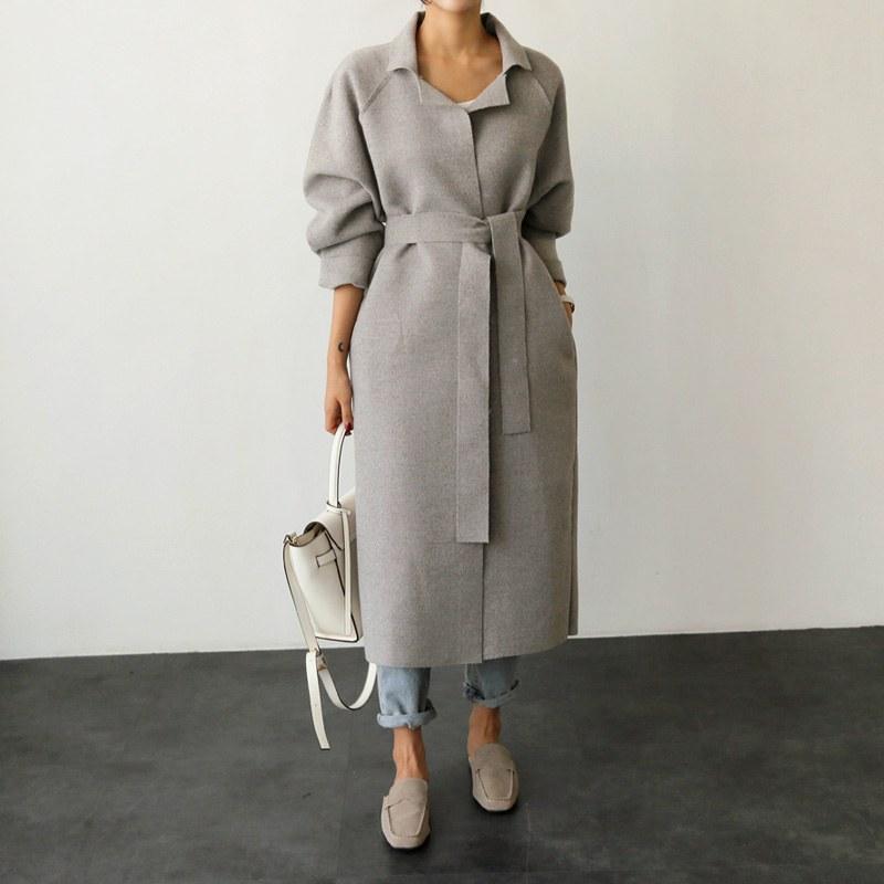 Brandy coat (* 3color)