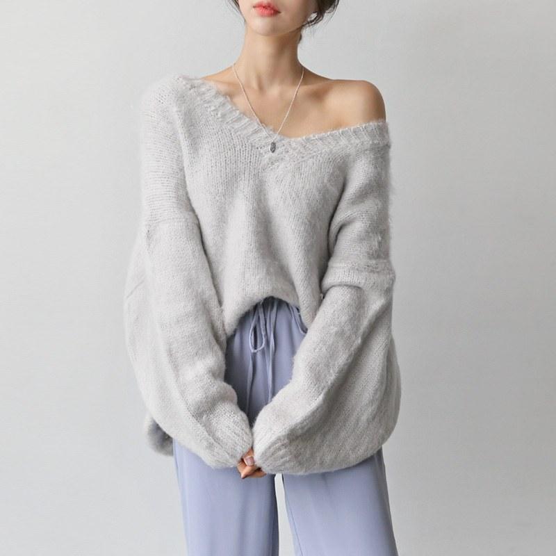 Bucket v knit (* 4color)