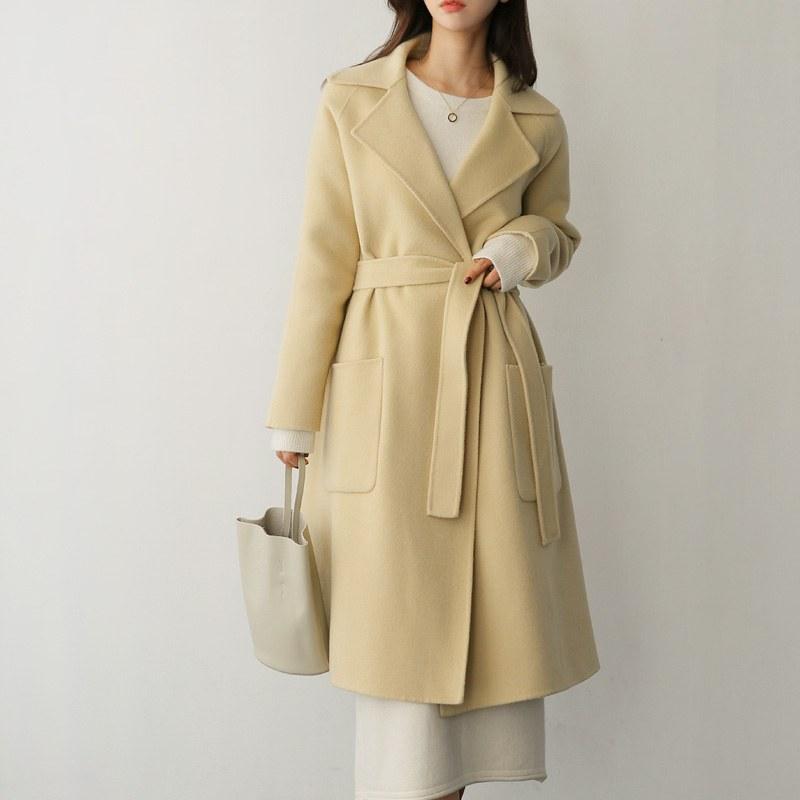 Giselle handmade coat (* 2color)