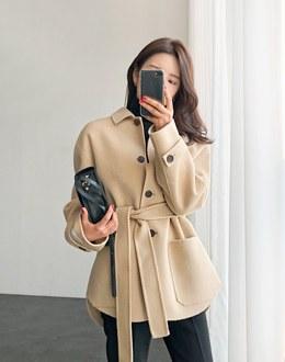Marang handmade coat (* 3color)