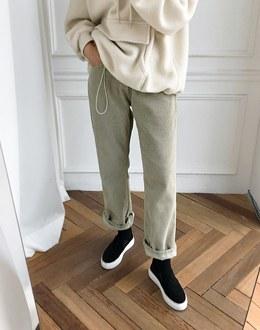 Modina Corduroy pants (* 2color)