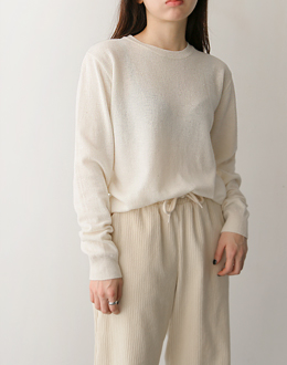 Brighton knit (* 5color)