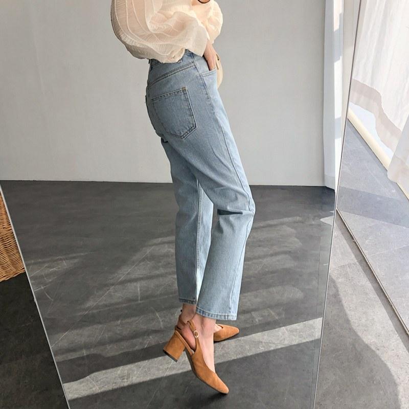 Mute high pants