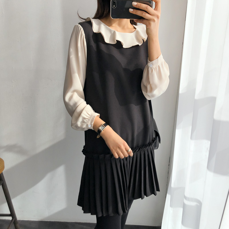 color combination ruffle ops
