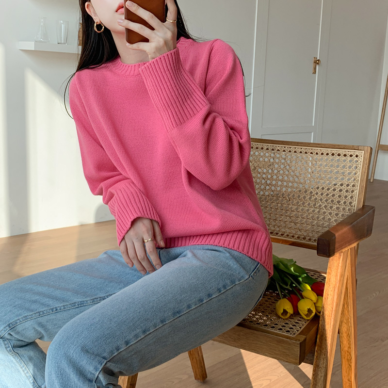 Coco basic knit (* 5color)