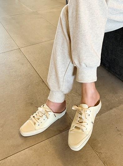 Leopard shoes (* 2color)