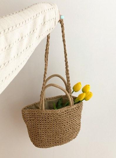 Branch shoulder bag (* 2color)
