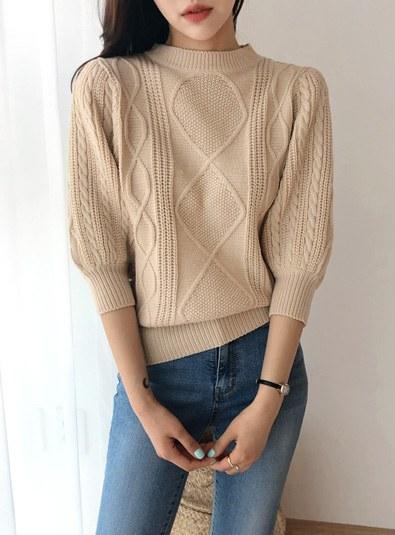 Twiddle knit