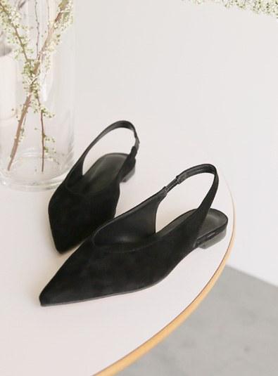Jolly Sling backs shoes (* 2color)
