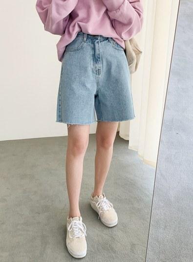 Light blue 5 pants
