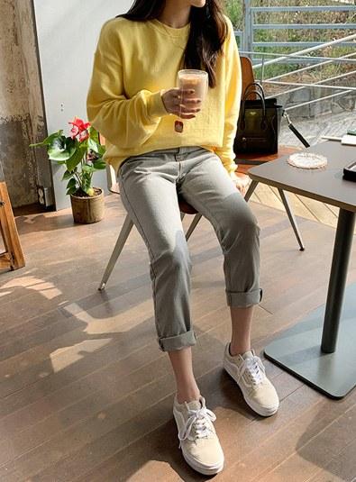 Zero gray pants