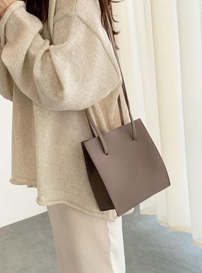 Simple square bag (* 5color)