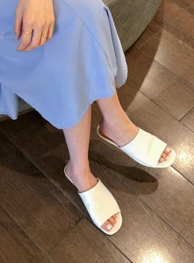 Lace shoes (* 4color)