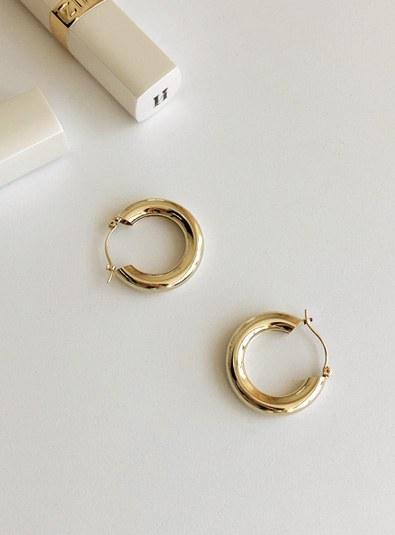 Heavy ring e (* 2color)