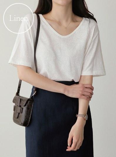 Soft Linen t (* 6color)