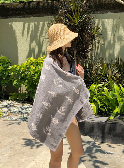 Reef Bali beach towel (* 2color)