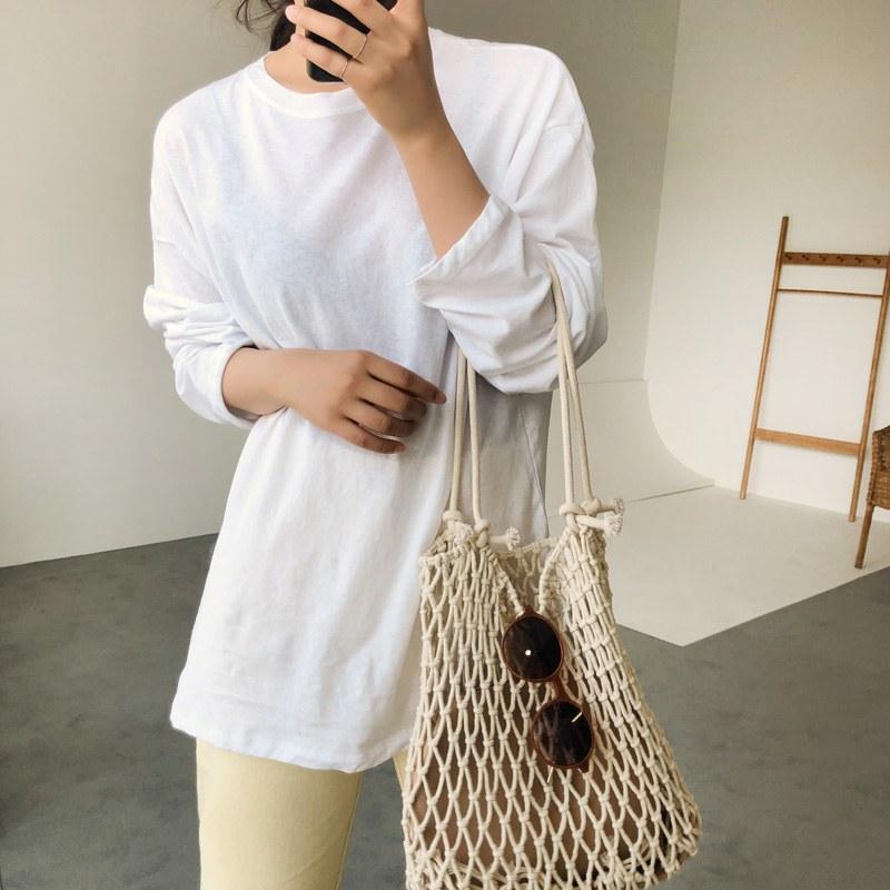 Summer net bag (* 2color)
