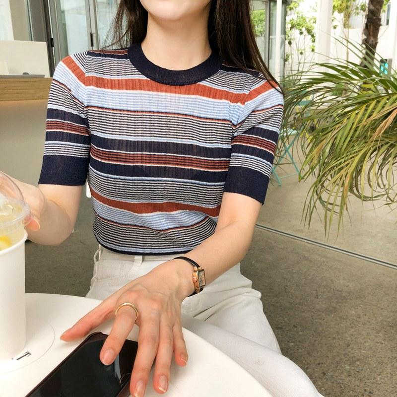 Plasma Linen knit (* 2color)