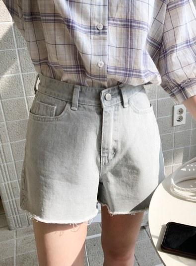 Light color pants (* 2color)