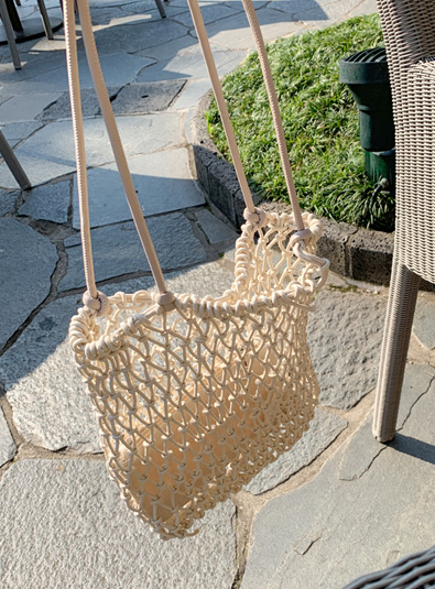 string net bag (* 3color)