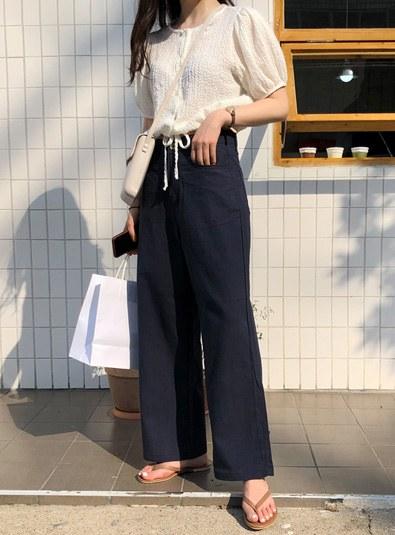 Tentia pants (* 4color)