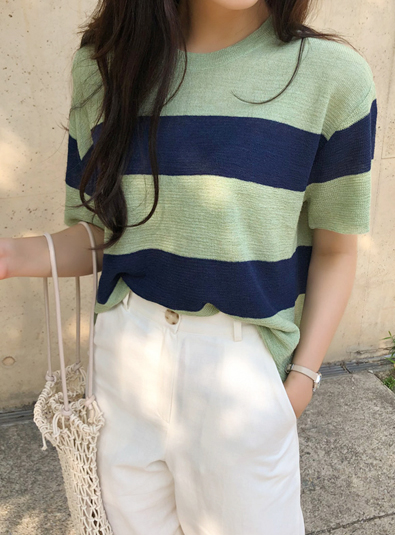 Sweet knit (* 4color)