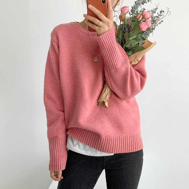 French Round knit (* 7color)