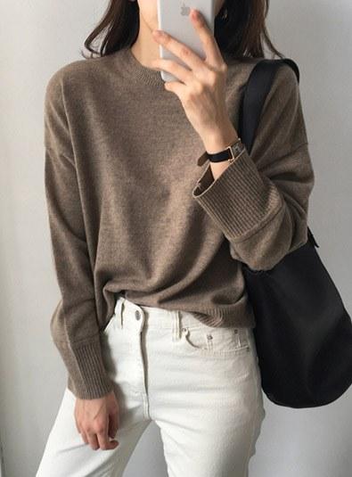 Heidi knit (* 5color)