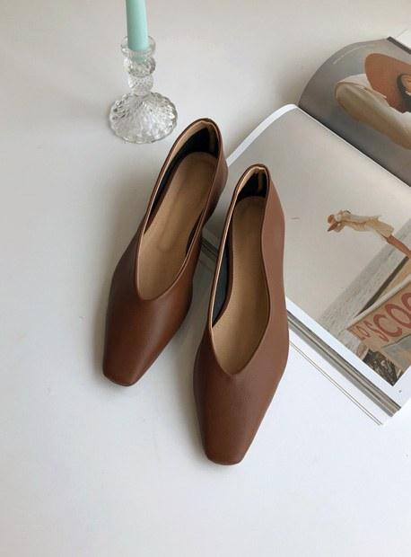 Feminen shoes (* 3color)