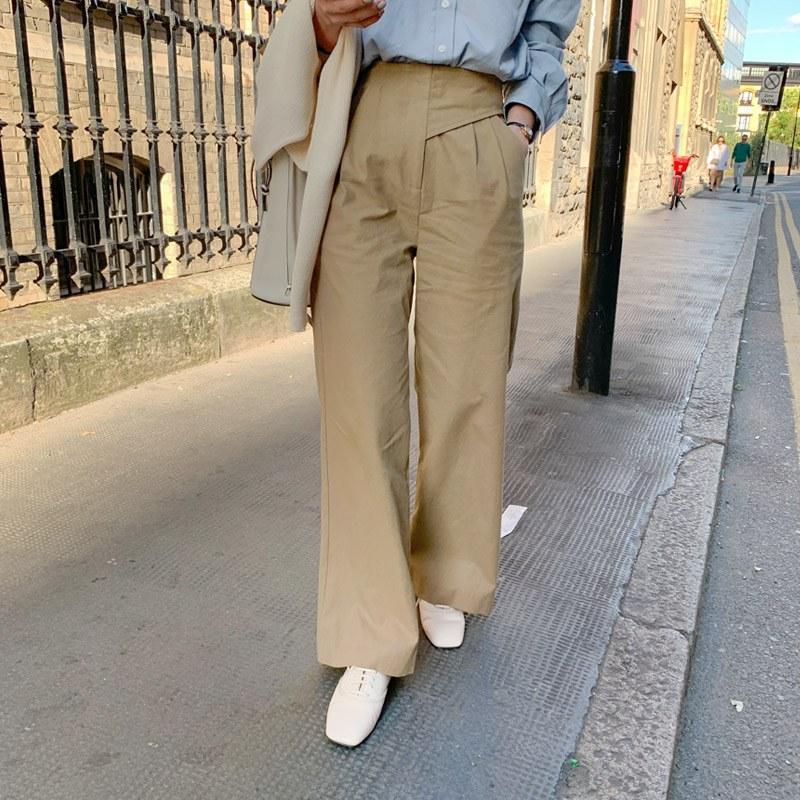 Manny pants (* 2color)