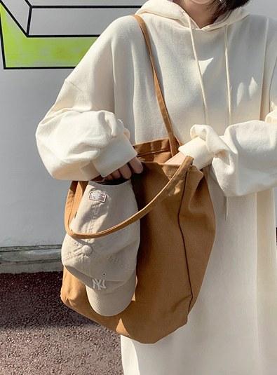 Dotty Canvas bag (* 4color)