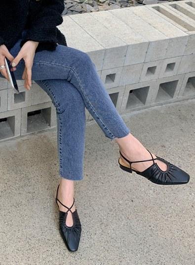 Elidin shoes (* 2color)