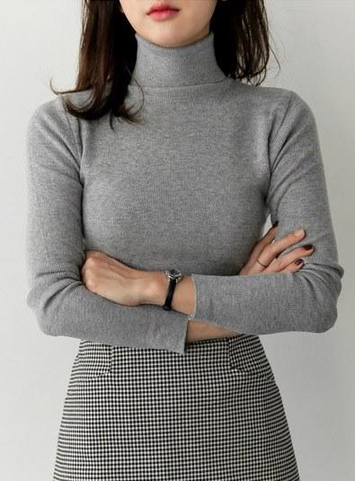 Boenmok Polar knit (* 7color)