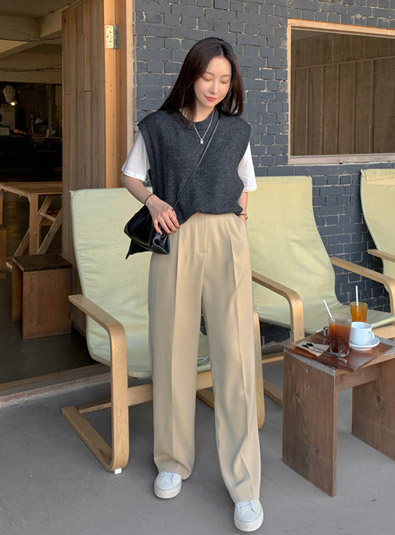 Kling wide pants (* 2color)