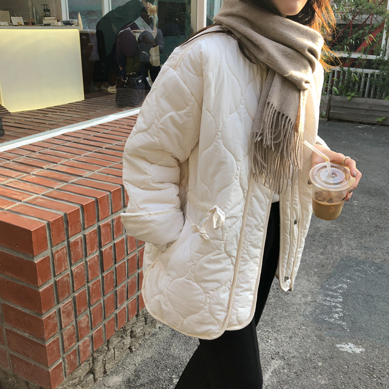 [Stock] Snow quilting jp (* 5color) [White, conch ships same day ♥]