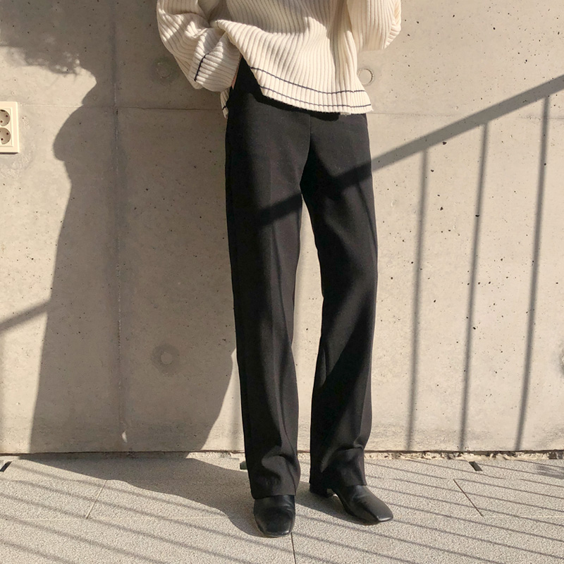 Inquiries restocked! [made by] ALLSlacks Maxi Warm Winter (* 3color)