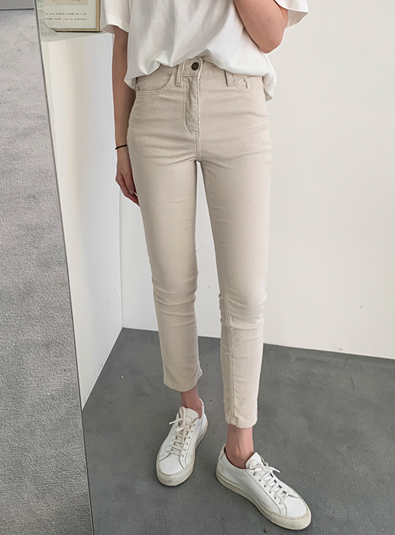 Standi pants (* 2color)