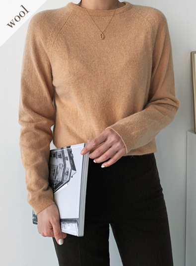 Wool wool 30-Foley knit (* 4color)